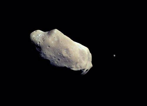 Asteroide. Mision gran desafio