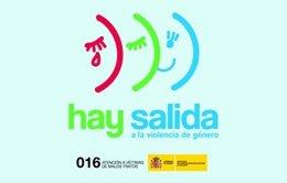 Campaña Hay Salida contra la violencia de género