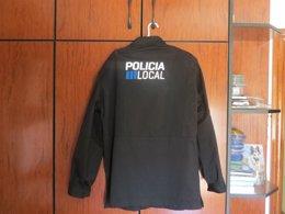 Uniformes de la Policía Local de Rincón de la Victoria