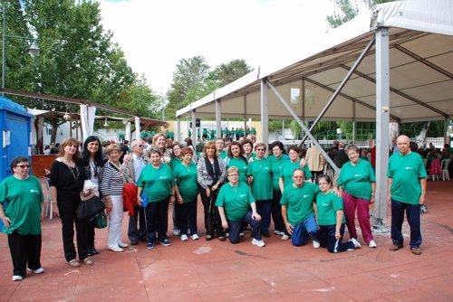 Celebración del Día del Mayor en Torredelcampo