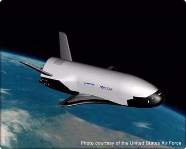 Avión espacial X37B