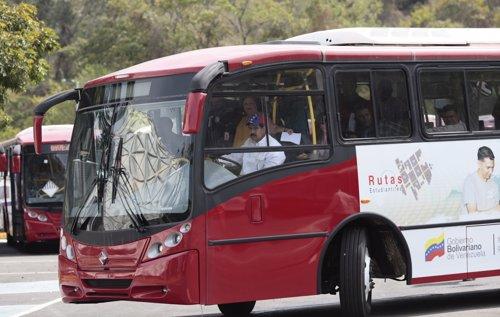 Autobús venezolano