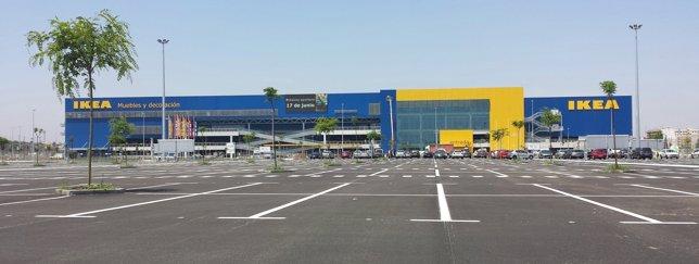 Ikea Alfafar supera el medio millón visitantes en su primer mes