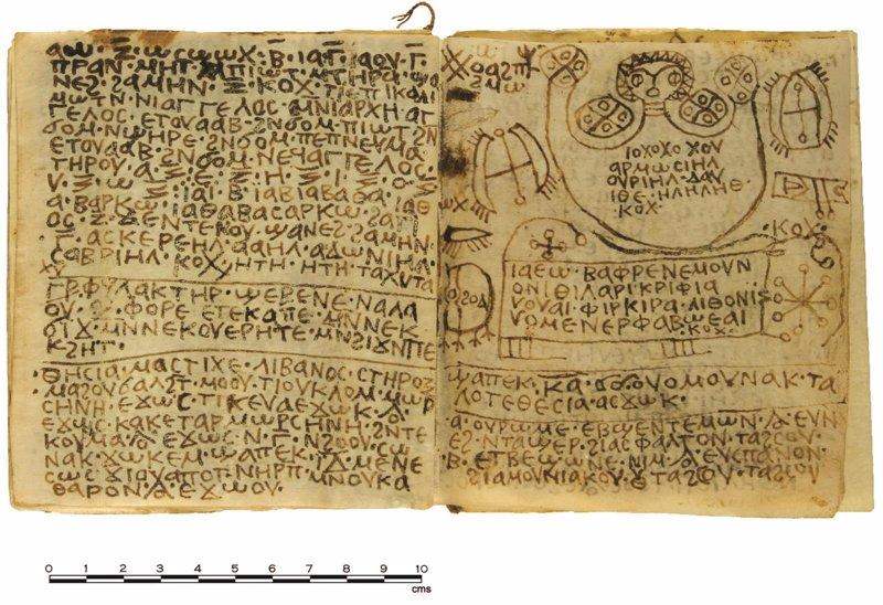 Códice egipcio