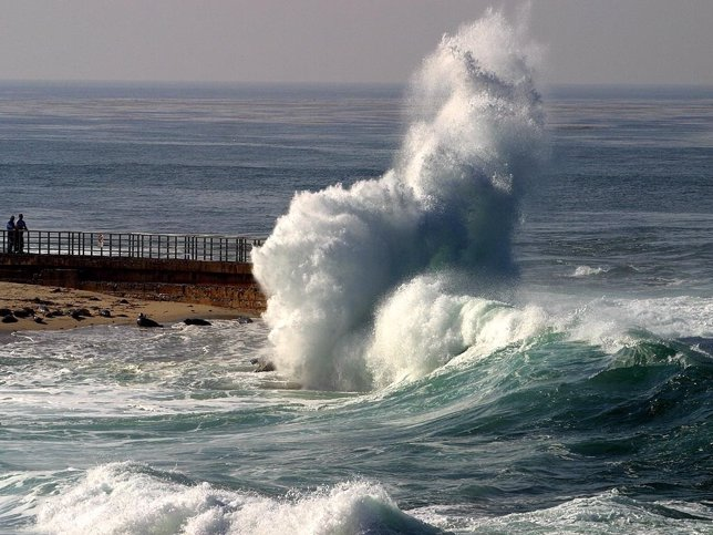 Océanos. Mar, agua
