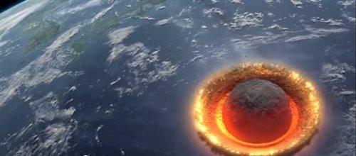 Tierra asteroide