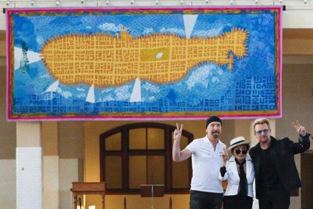 Submarino Amarillo de John Lennon - Eduardo Munoz / Reuters