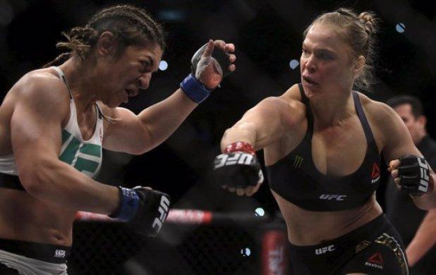 Ronda Rousey - Foto: Ricardo Moraes / REUTERS