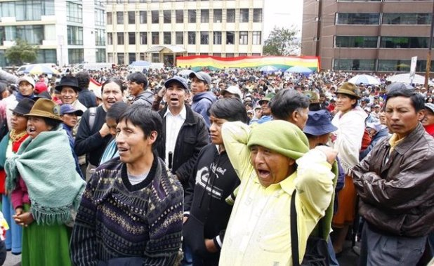 Quito, Ecuador - REUTERS