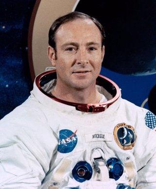 Edgar Mitchell, sexto hombre en la Luna