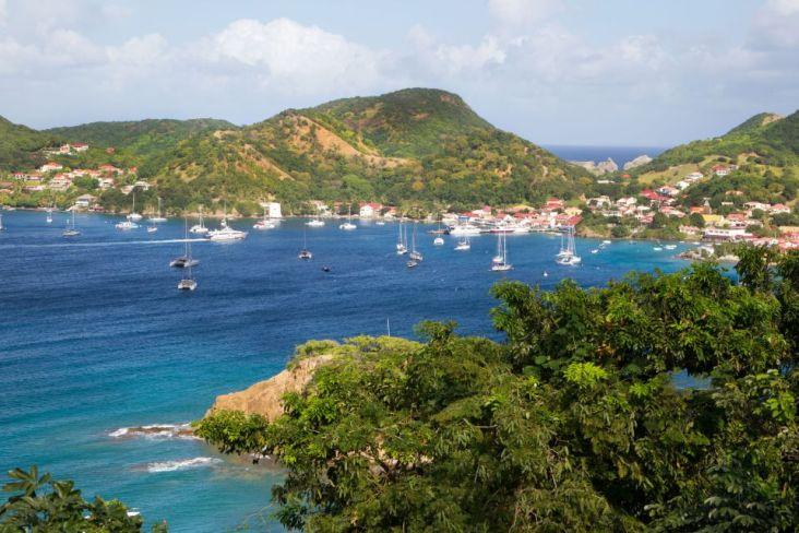 Fort-de-France, capitale de la Martinique