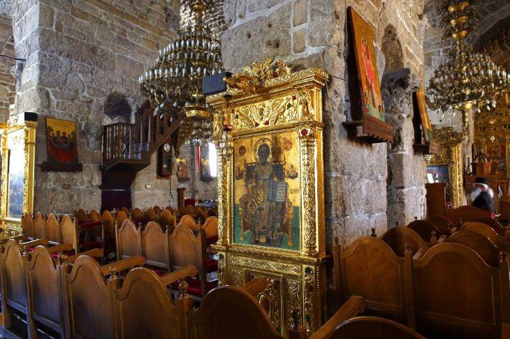 La iglesia San Lázaro de Larnaca - Chipre