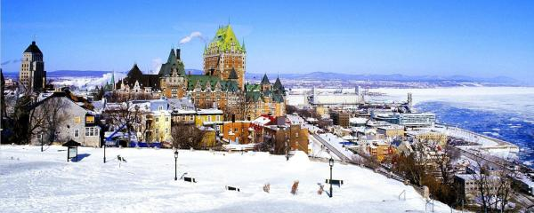 Weather forecast Quebec City in October