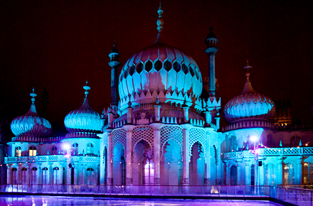 Royal Pavilion Brighton The Top Ten Magical Days Out