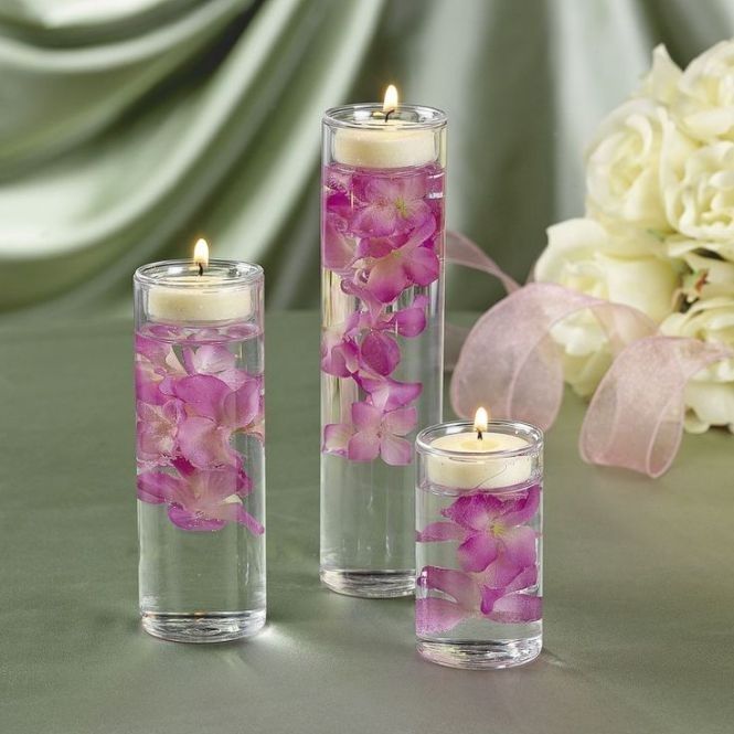 Tiffany Diamond Decorations And Centerpiece