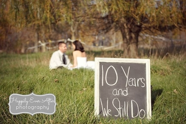 Thoughts On Renewing Your Wedding Vows