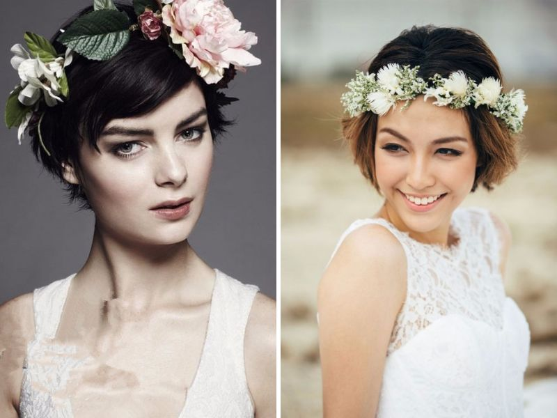 Popular Straight Hairstyles For Your Wedding EverAfterGuide