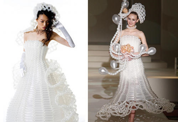 The Bridal Notebook: Top 20 Ugliest Wedding Dresses
