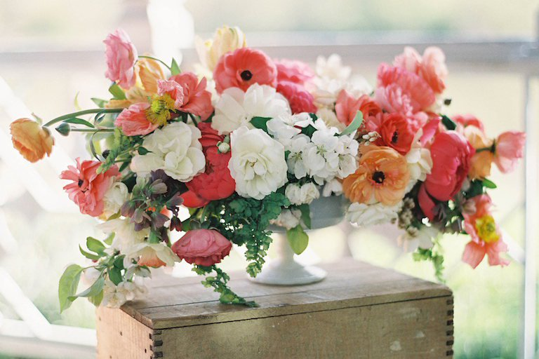 How Much Do Flowers For A Wedding Cost?