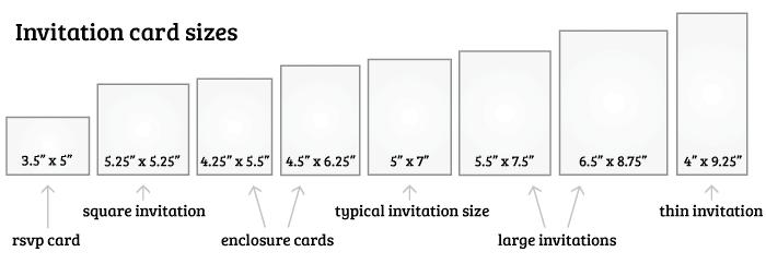 wedding invitation card size Cogimbous