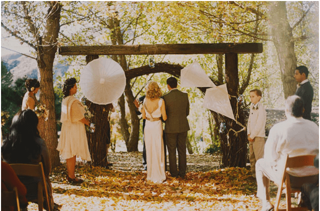 Nontraditional Wedding Ceremony: Events And Ideas