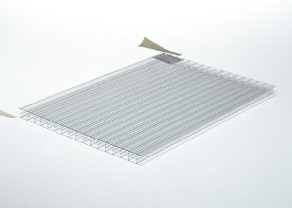 clear polycarbonate patio roof panels
