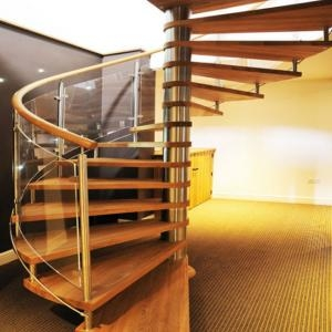 2018 China Factory Supplier Spiral Stair Used Spiral Staircases   Used Spiral Staircase For Sale Near Me   Staircase Kits   Demose Hardware   Wrought Iron   Railing   Stainless Steel