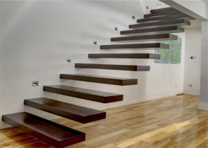 Wooden Steps Floating Steps Staircase Residential Indoor Stairs | Wood Steps For Sale | Yard | Temporary | Design | Travel Trailer | Camper