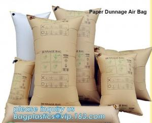 inflatable air filled pillow dunnage bag for container carton filling air pillow bag container dunnage air pillow bag for sale biodegradable mailing bags manufacturer from china 109343432