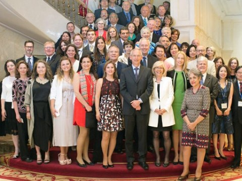 Conferencia de Cornerstone en Madrid