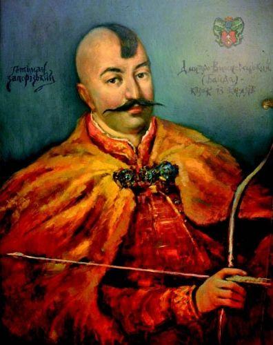 перший гетьман України