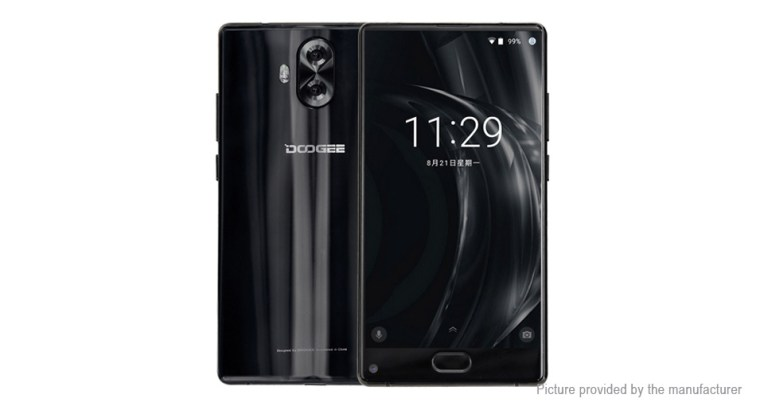 Doogee Mix Lite With Bezel less Design Phone Specifications & Price
