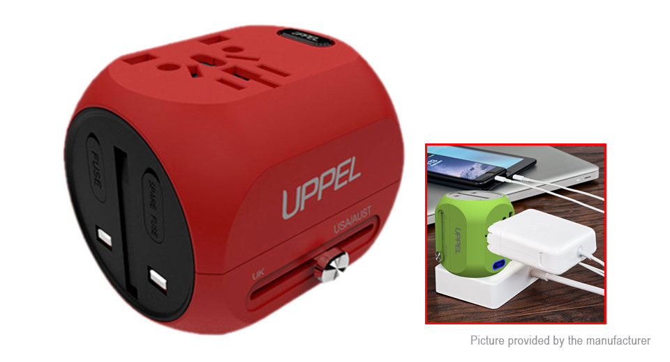 Image result for travel adapter uppel