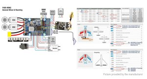$4331 Matek Systems F405WING Flight Controller Board