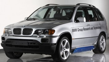 BMW xActivity Concept Vehicle (2003) | BMW Concepts and Prototypes