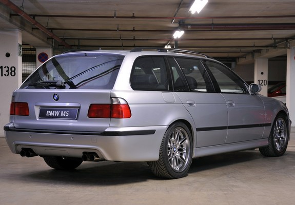 BMW M5 (E39) Touring (1999) | BMW Concepts and Prototypes