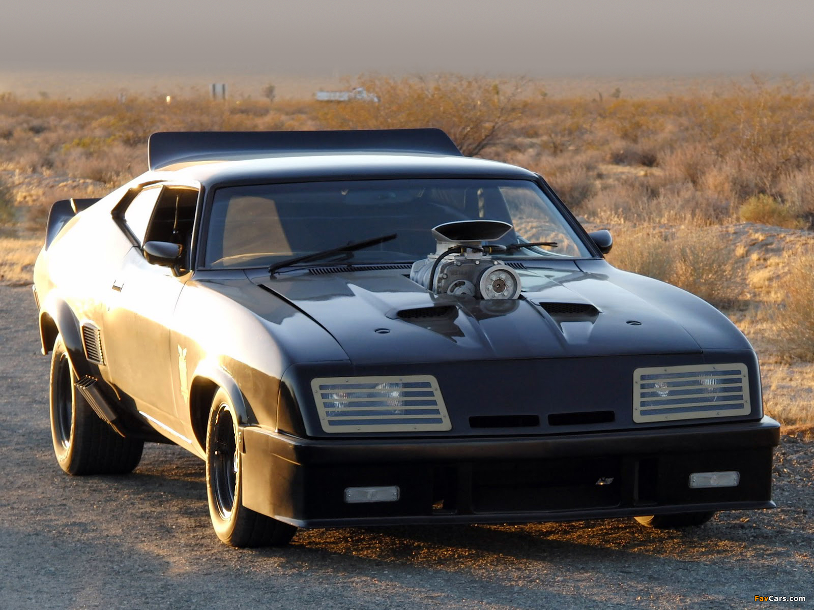 Ford Falcon GT Pursuit Special V8 Interceptor XB 1979