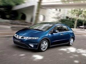 Honda Civic Hatchback (FN) 2008–10 photos (1600x1200)