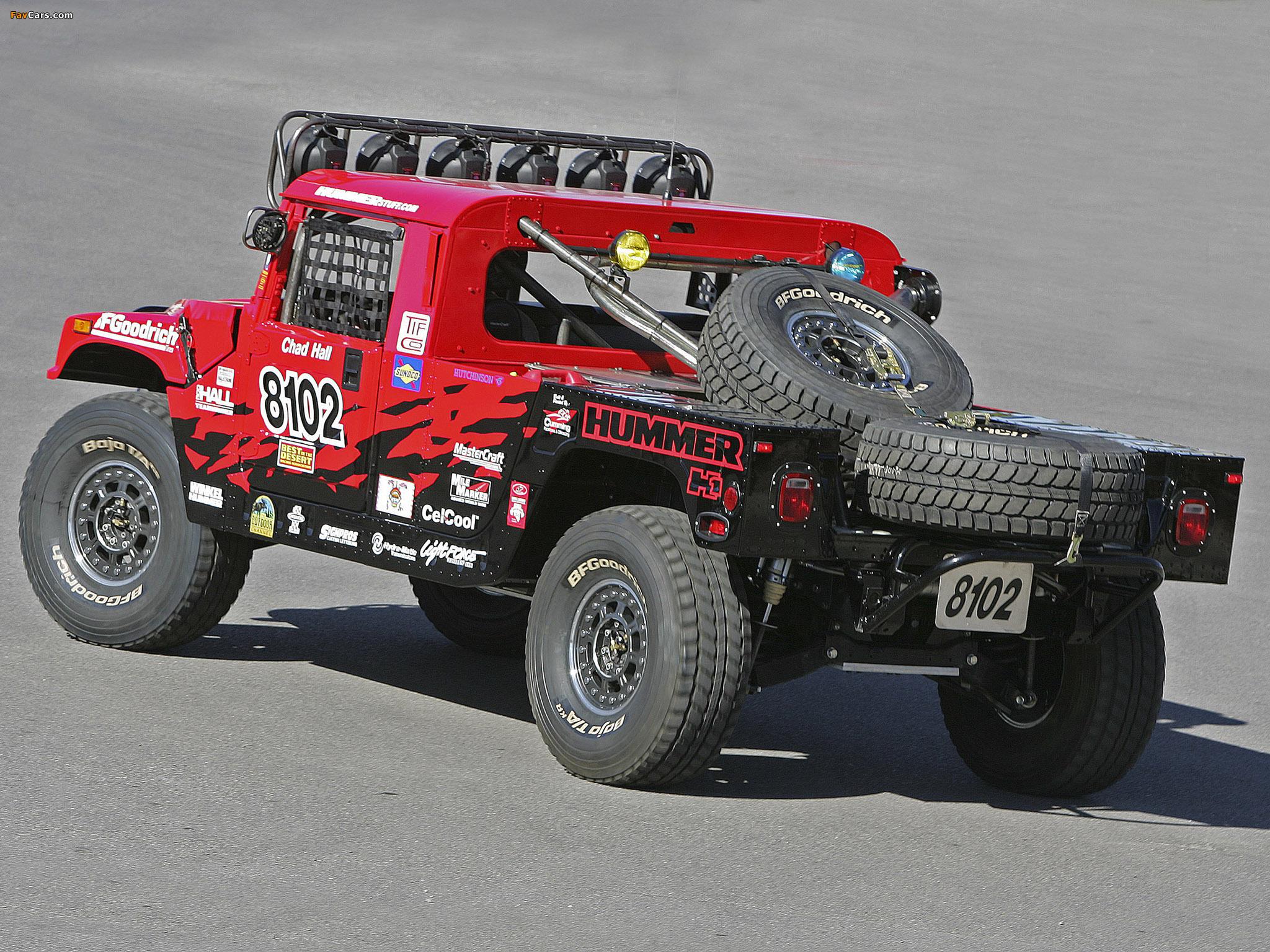 of Hummer H1 Alpha Race Truck 2006