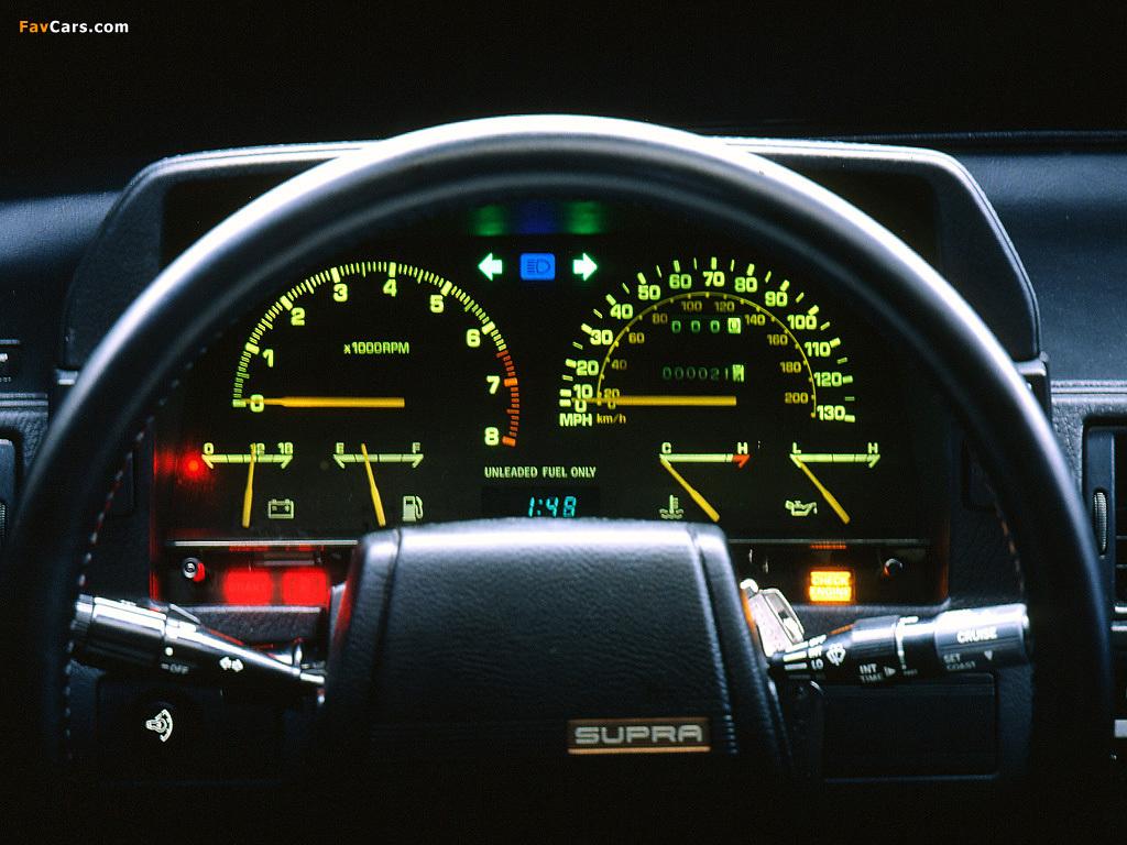 Images Of Toyota Celica Supra MA61 198486 1024x768