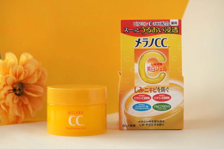 3月14日新作発売!】「メラノCC」から機能性保湿ジェルタイプが登場!肌にも、朝晩しっかりビタミン補給しよう♡|新作・人気コスメ情報なら  FAVOR(フェイバー)