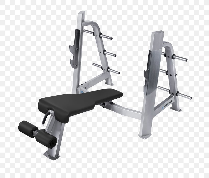 bench weight training nautilus inc