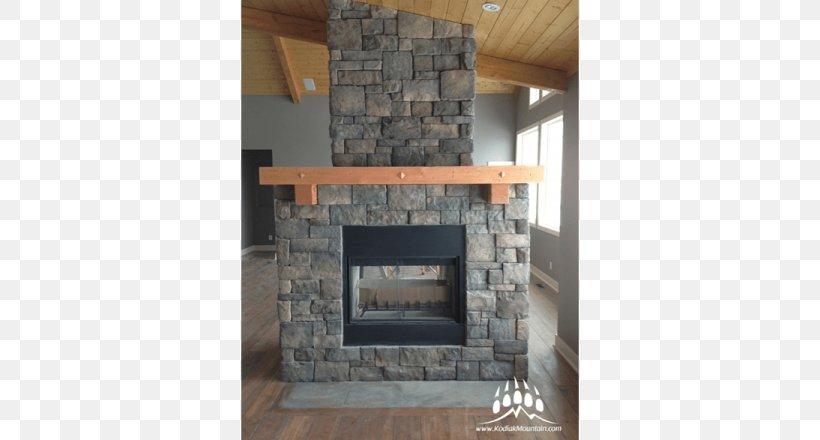 hearth stone veneer rock fireplace dry