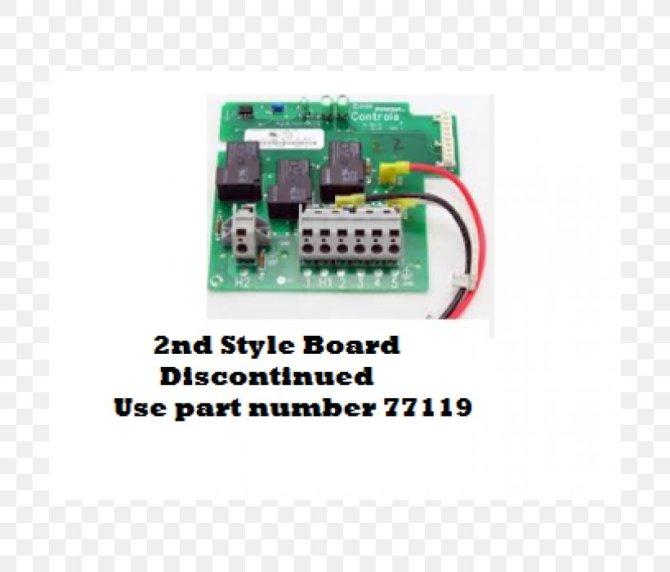 microcontroller wiring diagram hot tub relay electronics