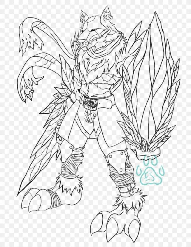 Agumon Patamon Line Art Digimon Coloring Book, PNG, 19x19px
