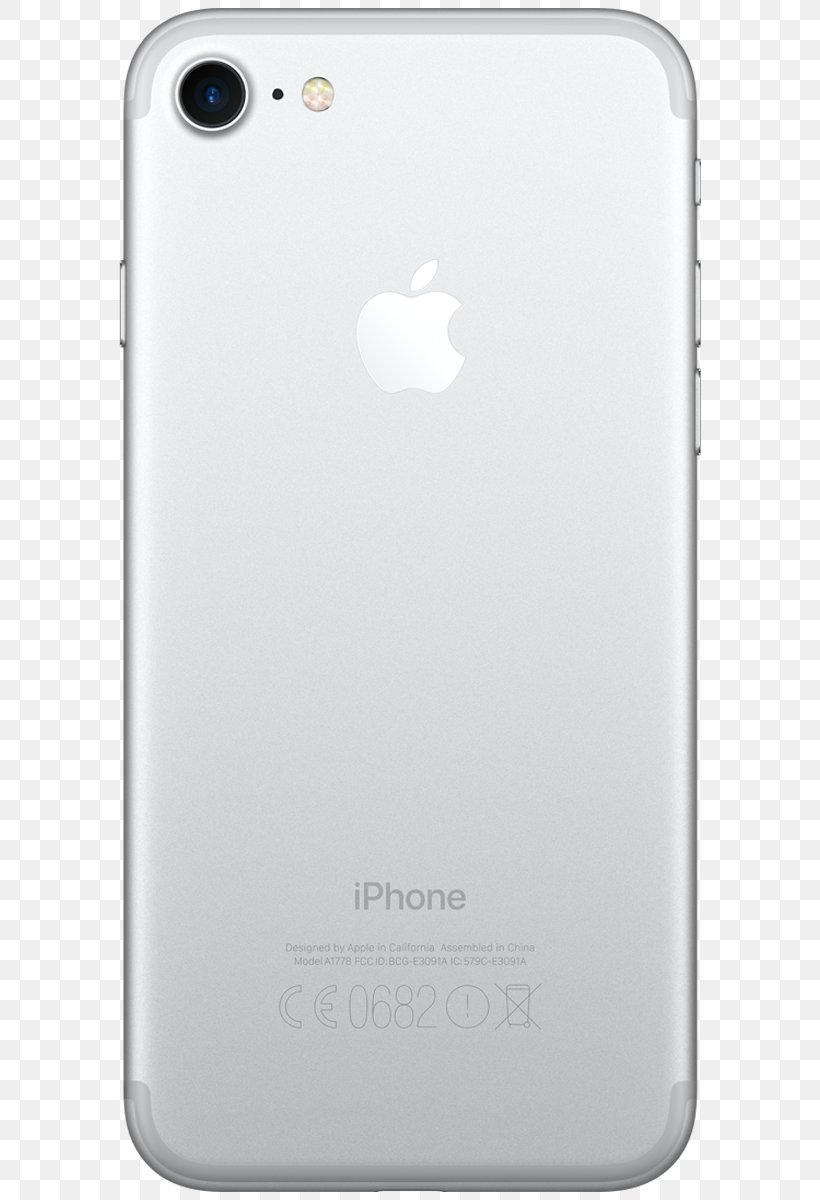 Apple Iphone 7 Plus Silver At T Png 662x1200px 12 Mp Apple Iphone 7 Plus Apple Apple