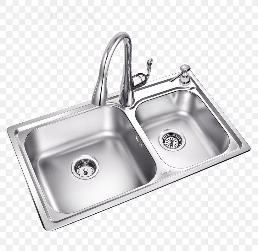 sink tap moen kitchen shower png