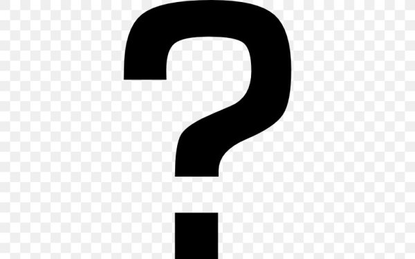 Question Mark Symbol Sign, PNG, 512x512px, Question Mark ...
