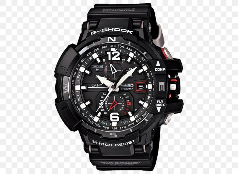 G Shock Gwa1100 Master Of Watch Casio