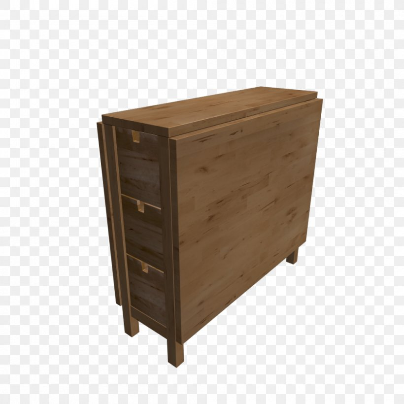 Folding Tables Gateleg Table Ikea Furniture Png 1000x1000px Table Bedroom Chair Chest Of Drawers Chiffonier Download